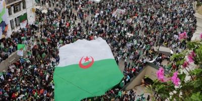 Cezayir'de Cumhurbaşkanlığı Seçimi İptal Edildi