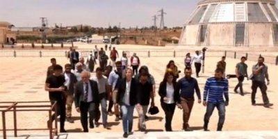 Fransa'dan Skandal Hamle! Terör Örgütü YPG'nin Karargahına Resmi Ziyaret