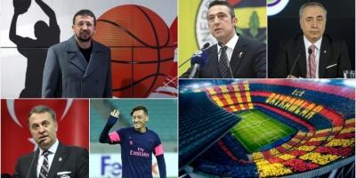 Spor Dünyasından Ramazan Bayramı Mesajları