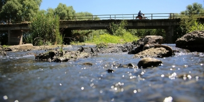 Bakanlık Gediz Nehri İçin Harekete Geçti