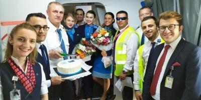 Pobeda Airlines, Dalaman Uçuşlarına Başladı