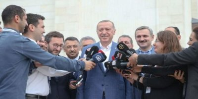 Cumhurbaşkanı Erdoğan: İstanbulluların Dönüşü Çok Önemli