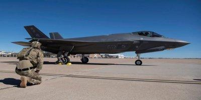 ABD, F-35 Savaş Uçağı İçin Eğitilen Pilotlara Yenilerinin Eklenmemesi Kararı Aldı