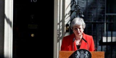 Theresa May, Muhafazakar Parti'nin Liderliğinden Resmi Olarak İstifa Etti