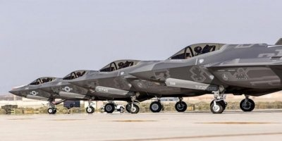 ABD'den Flaş F-35 Kararı: Türk Pilotlara Eğitim Sonlandırıldı