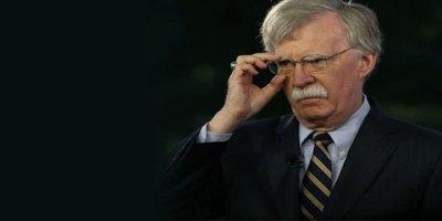 Bolton: ABD, Bedel Ödetmek İçin Siber Saldırı Düzenliyor