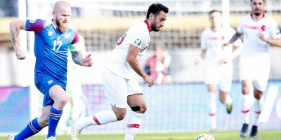 A Milli Futbol Takımı Gruptaki İlk Mağlubiyetini Aldı