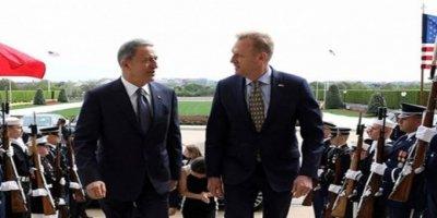 Milli Savunma Bakanı Hulusi Akar'dan ABD'nin S-400 Mektubuna Tepki