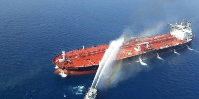 ABD Umman Körfezi'ndeki Saldırılardan İran'ı Sorumlu Tuttu