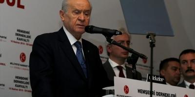 Mhp Genel Başkanı Bahçeli: Pkk Ve Fetö İltisak Ve İrtibatları Eninde Sonunda Belli Olacak