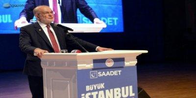 Ortak Yayın Karamollaoğlu'nu Rahatsız Etti! Sanki Bu Seçim Sadece 2 Parti Arasında Yapılıyor