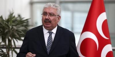Mhp Genel Başkan Yardımcısı Yalçın: İstanbul'a Çaylaklık Değil, Ustalık Yaraşır