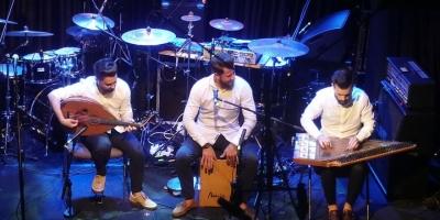 Türk Ve Mülteci Müzisyenler Aynı Sahneyi Paylaştı