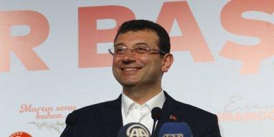 İBB Seçimlerini Kazanan Ekrem İmamoğlu