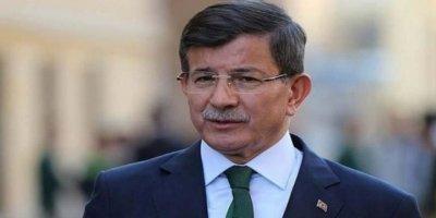 Ahmet Davutoğlu: Sayın Ekrem İmamoğlu'nu Tebrik Ediyorum