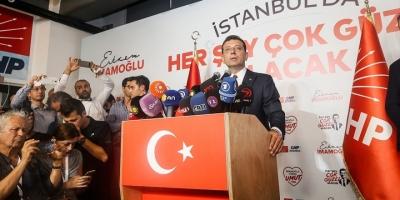 İmamoğlu Yenilenen İstanbul Seçiminde Oylarını Artırdı