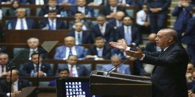 Başkan Erdoğan, 23 Haziran Seçimlerin Ardından AK Parti Grup Toplantısı'nda Konuştu