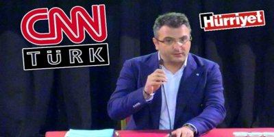 Cem Küçük'ten Bomba İtiraf: CNN ve Hürriyet'in El Değiştirmesi Bize Yaramadı