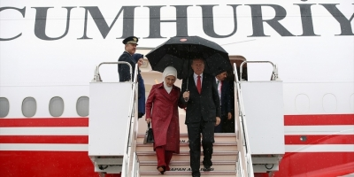 Cumhurbaşkanı Erdoğan G20 Liderler Zirvesi İçin Japonya'da