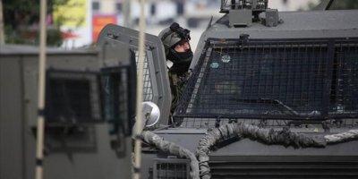 İsrail Polisi Filistin Yönetimine Bağlı Kudüs İşleri Bakanı'nı Gözaltına Aldı