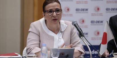 'Türkiye Ve Japonya'nın Ticari Ve Ekonomik İş Birliği Büyük Öneme Sahip'