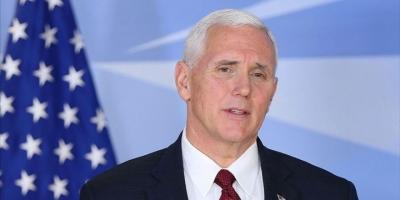 Pence'in Seyahatini İptal Etmesi Beyaz Saraya Göre Acil Durum Değil