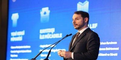 Hazine Bakanı Albayrak: Herkese Söylüyorum, İçimiz Rahat Olsun