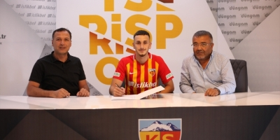 Kayserispor'a Genç Forvet