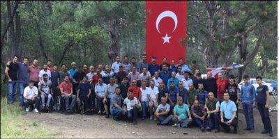 Komandolar Geleneksel Ankara Kızılcahamamda Buluşuyor