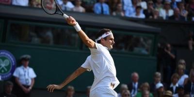 Wimbledon'da Federer'in 'Yüzü' Gülüyor