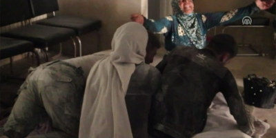 Esed Rejiminin Hava Saldırısında Dört Çocuğunu Kaybetti