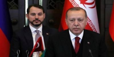 AK Partili Vekillerden Erdoğan'a Berat Albayrak Şikâyeti