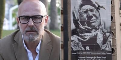 'Srebrenitsa Annesi Fotoğrafım, Yıkılmayan Güçlü Kadınları Temsil Ediyor'