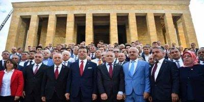 İmamoğlu: Genel Sekreter ve Yardımcıları İBB'nin En Önemli 10 İştirakinin Yönetim Kurulu Başkanı, Bu Nasıl İstifa?