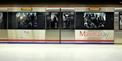 15 Temmuz'da Marmaray Ücretsiz Olacak
