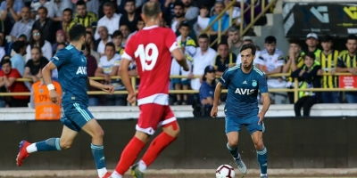 Fenerbahçe, Boluspor'u 2-0 Yendi
