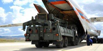 S-400 Sevkiyatı Kapsamında 5. ve 6. Uçaklar Mürted'e İndi