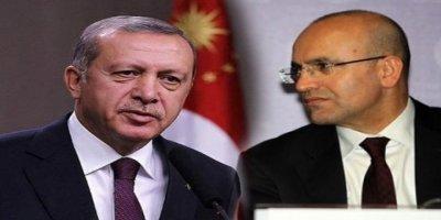 Cumhurbaşkanı Erdoğan İle Mehmet Şimşek Arasında Sürpriz Görüşme