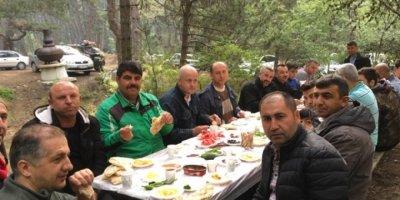 Mustafa Kurubacak Yazdı: Sınır Kartalları Eski Komandolar Kızılcahamam Kampında Yeniden Bir Araya Geldi