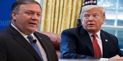 ABD Dışişleri Bakanı Mike Pompeo, S-400 Yaptırımları Uygulanacak, Trump da Uyacak