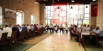 Aydın'da Millet İttifakı Hizmet Koordinasyonu Toplantısı