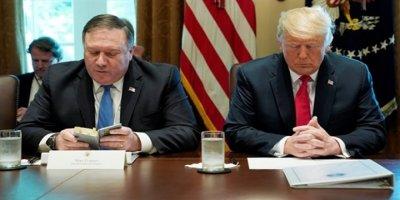 Beyaz Saray'daki Kabine Toplantısı Dua İle Başladı