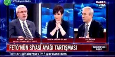 Metiner'den Kadir Topbaş ve Melih Gökçek'e FETÖ'cü Suçlaması