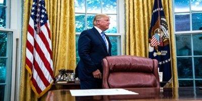 Donald Trump Beyaz Saray'da Türkiye İçin Bir Senatörle Kavga Etti