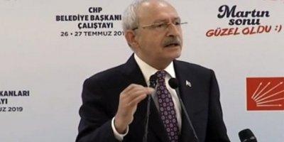 Kılıçdaroğlu'ndan Belediye Başkanlarına 7 İlke