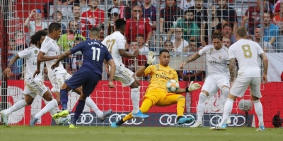 Audi Kupası'nda İlk Finalist Tottenham
