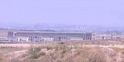 Cumhurbaşkanı Erdoğan İnceleme Yaptı… İşte MİT'in Yeni Kalesi