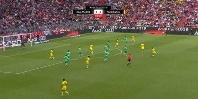 Bayern Münih'e 6-1 Yenilen Fenerbahçe, Real Madrid İle Karşı Karşıya Geldi, Sahadan 5-3 Mağlup Ayrıldı
