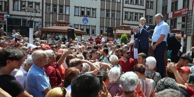 Chp Genel Başkanı Kılıçdaroğlu: Yeni Bir Siyaset Anlayışını Türkiye'ye Getirmek İstiyoruz