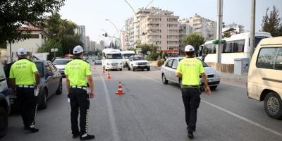 Kurban Bayramı'nda 116 Bin 236 Trafik Personeli Görev Yapacak